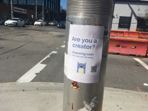 Postering San Francisco: Lessons from a scrappy growth marketing experiment