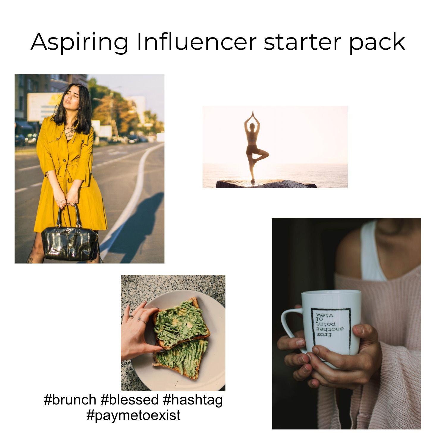 Aspiring-Influencer-Starter-Pack-Meme