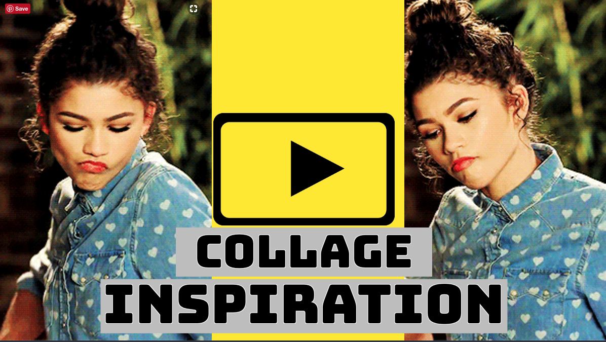 Video Collages: Inspiration
