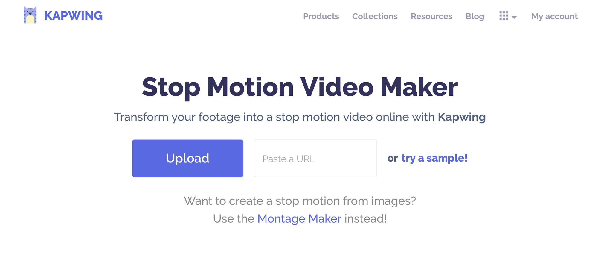 stop motion maker