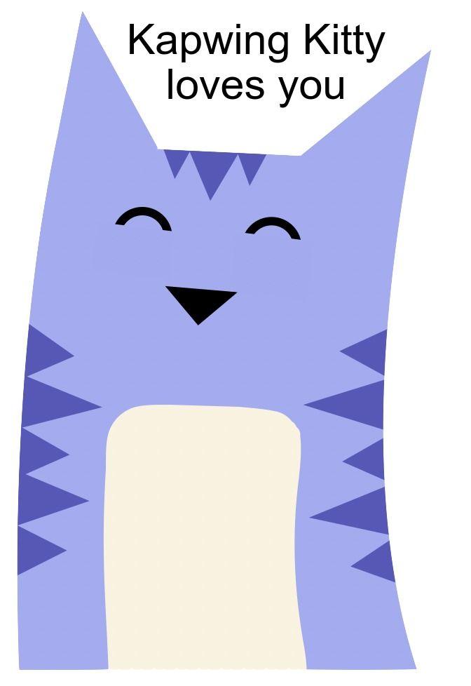 kapwing kitty