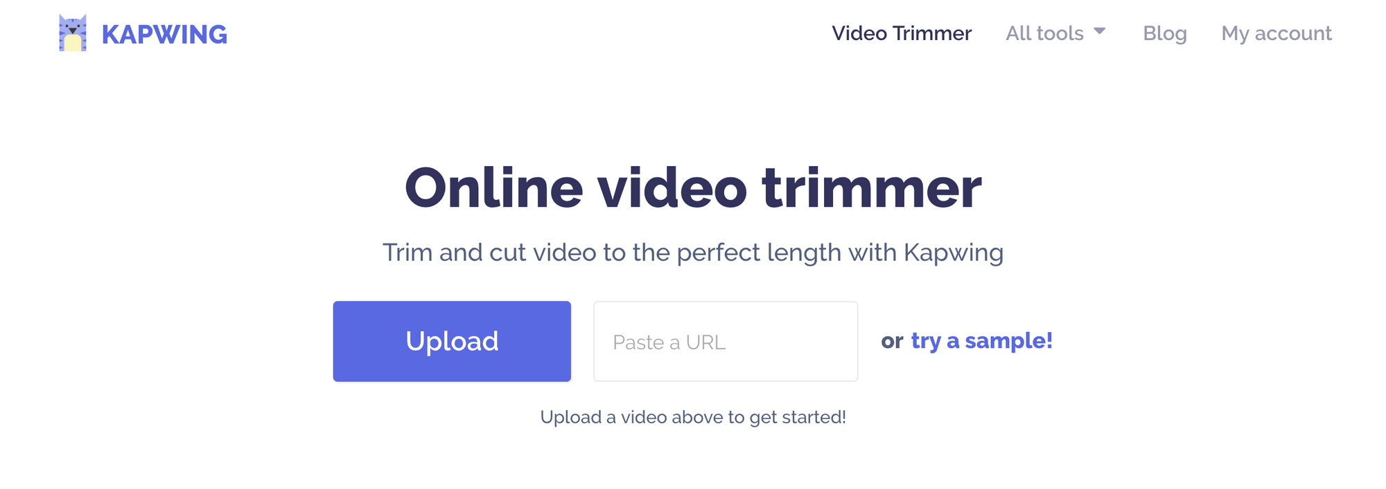 How to Make a Video Shorter Online