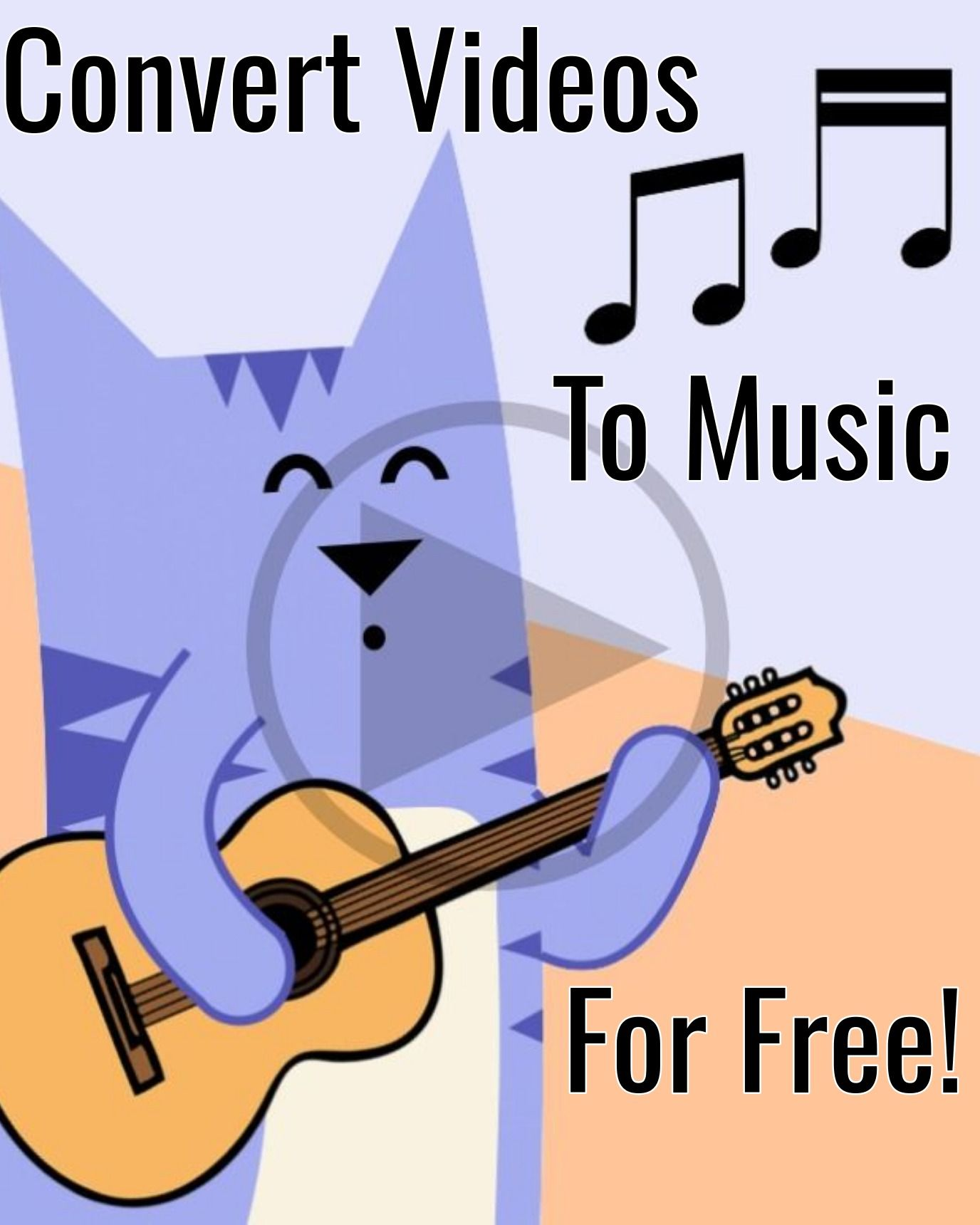 Convert Videos to Music for Free Online