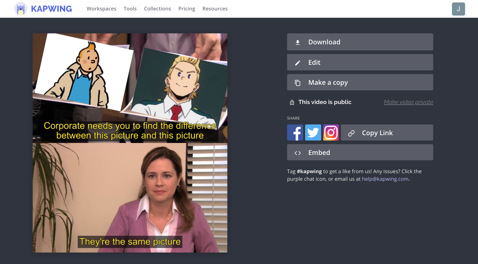 Custom Meme Generator: Make a Meme With Your Own Image