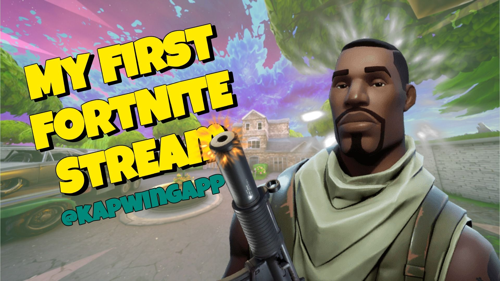 How To Make The Perfect Fortnite Thumbnail For Free With Templates
