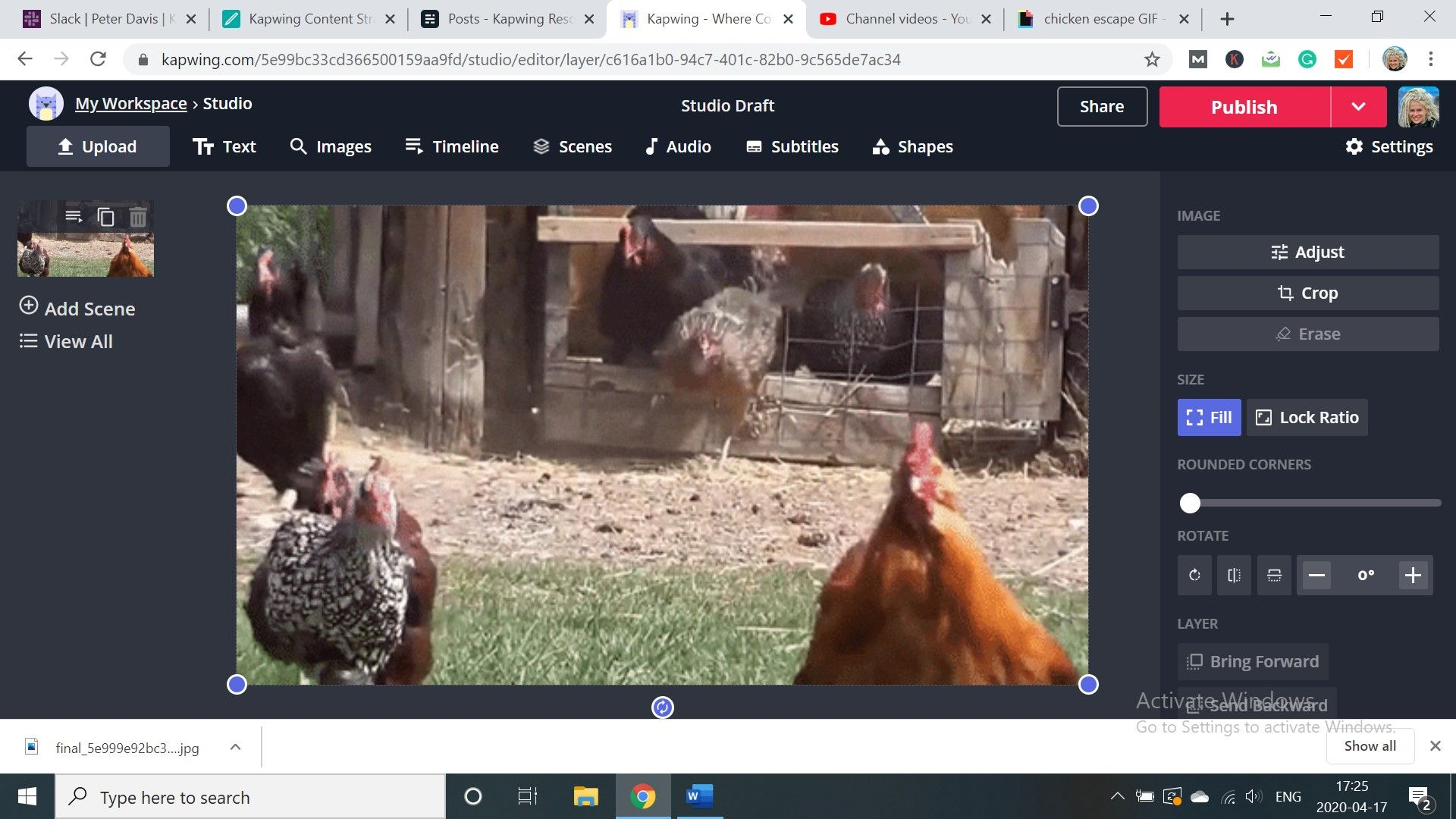 Gif Editor Online Speed Text Trimming And More