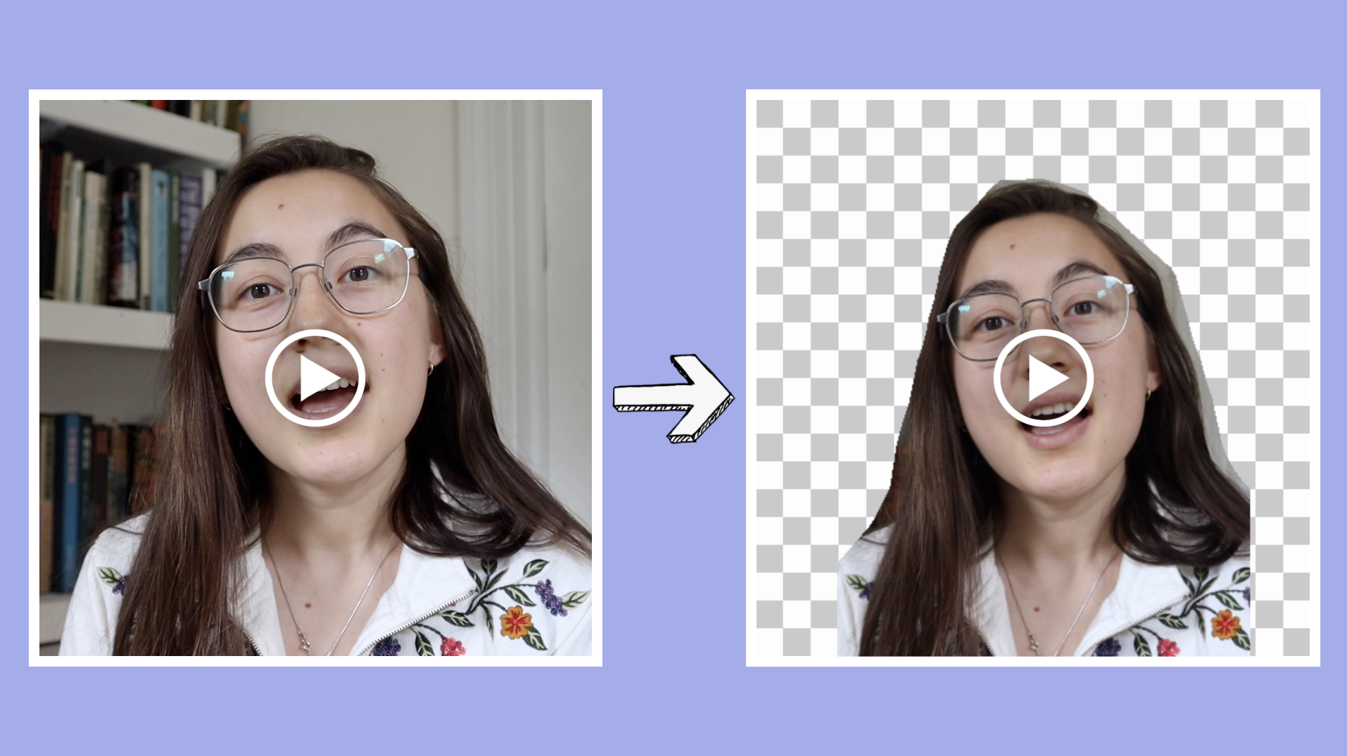 How To Make Tiktok Green Screen Videos Using Only The App Youtube