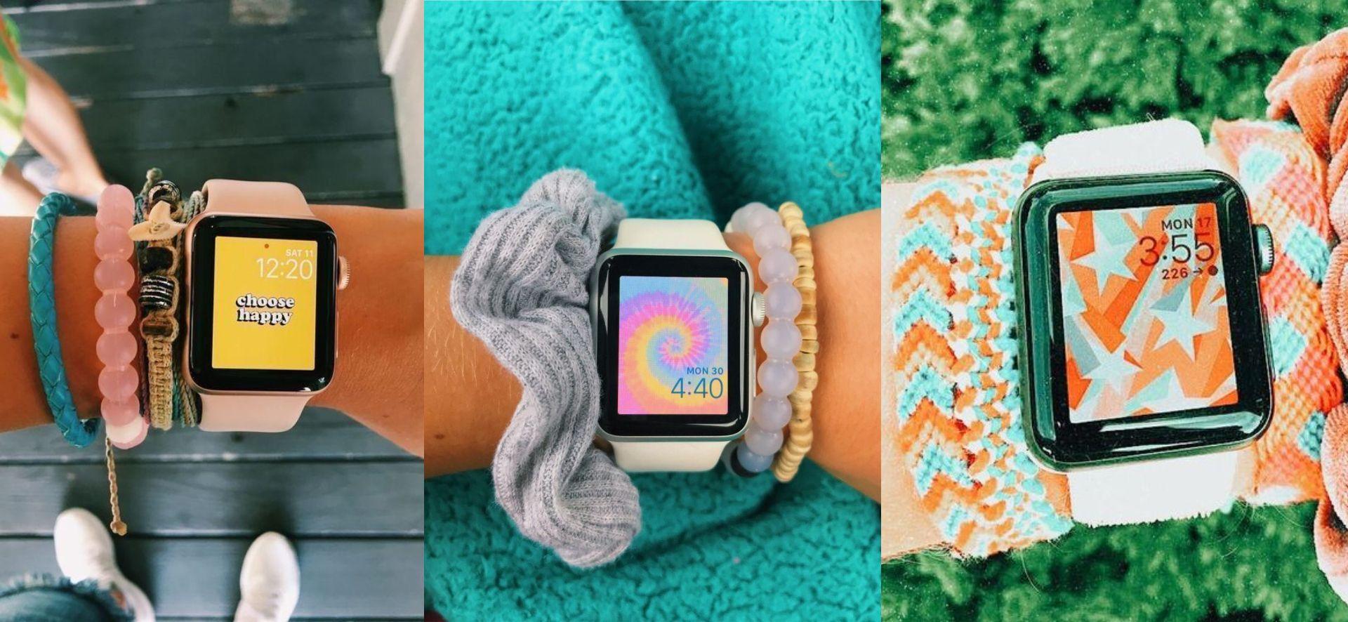 How To Make An Apple Watch Wallpaper