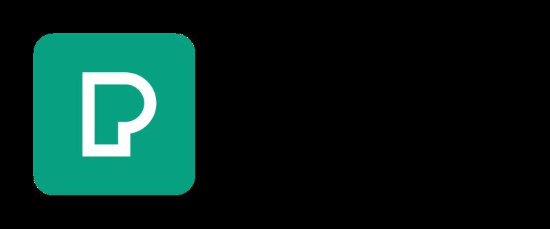 The Pexels logo.