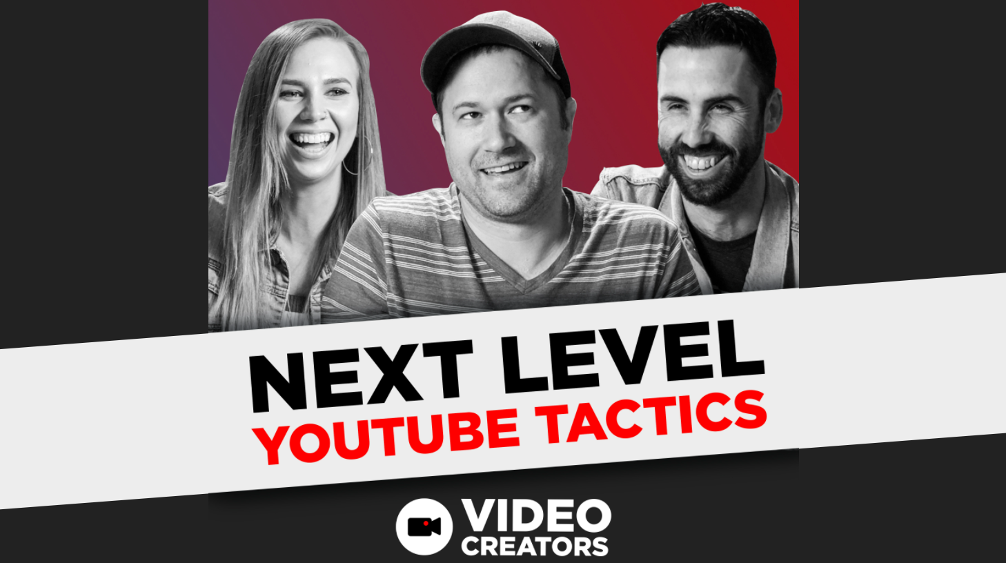 The cover art for the Video Creators podcast.