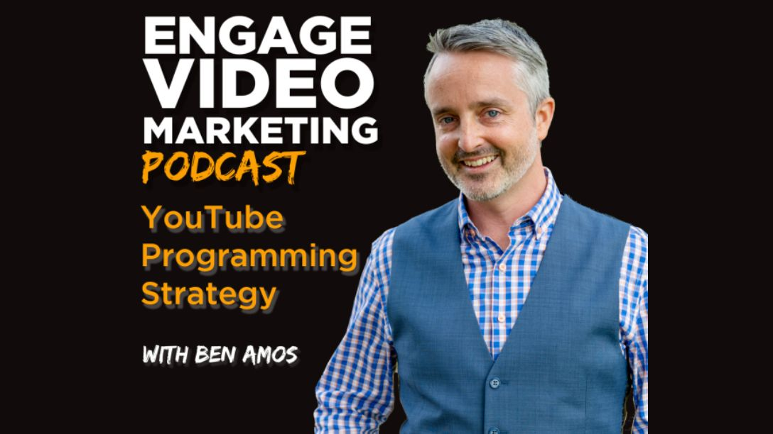 The cover art for the Engage Video Editing Podcast.