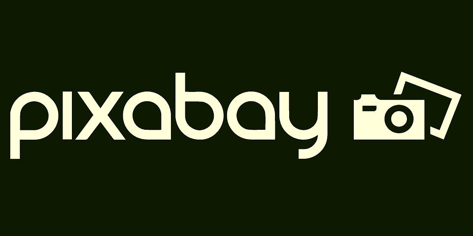 The Pixabay logo.