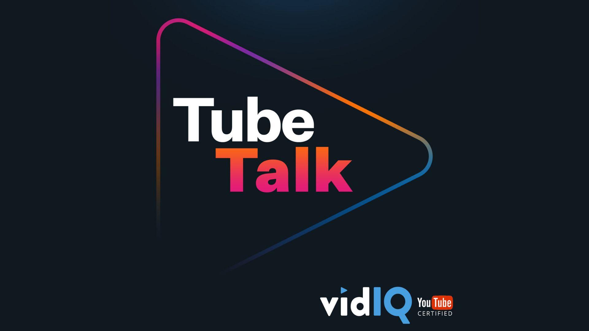 The TubeTalk podcast cover art.
