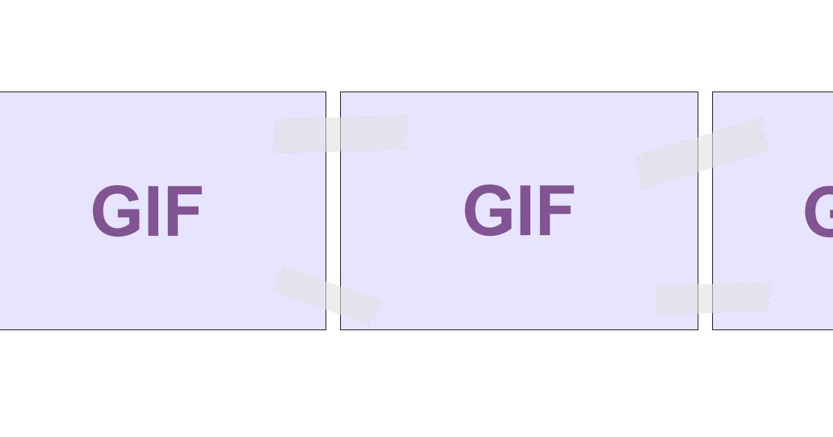 How to Make a GIF Slideshow