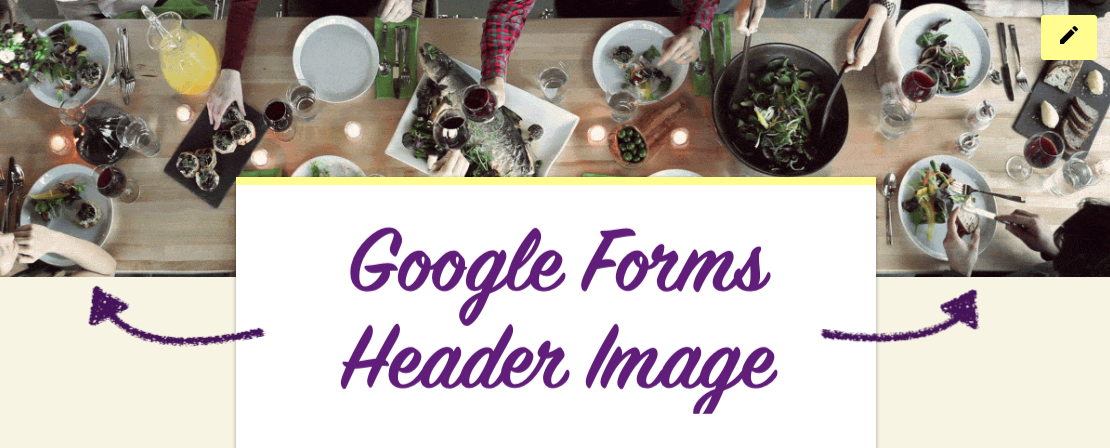 How to Make a Header Image for Google Forms