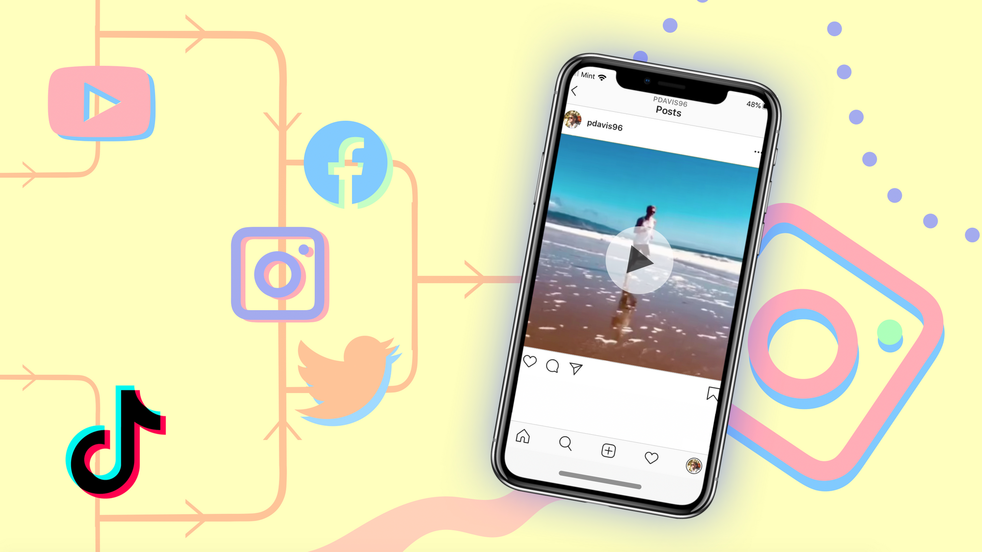 How to Repost Videos from Anywhere to Instagram