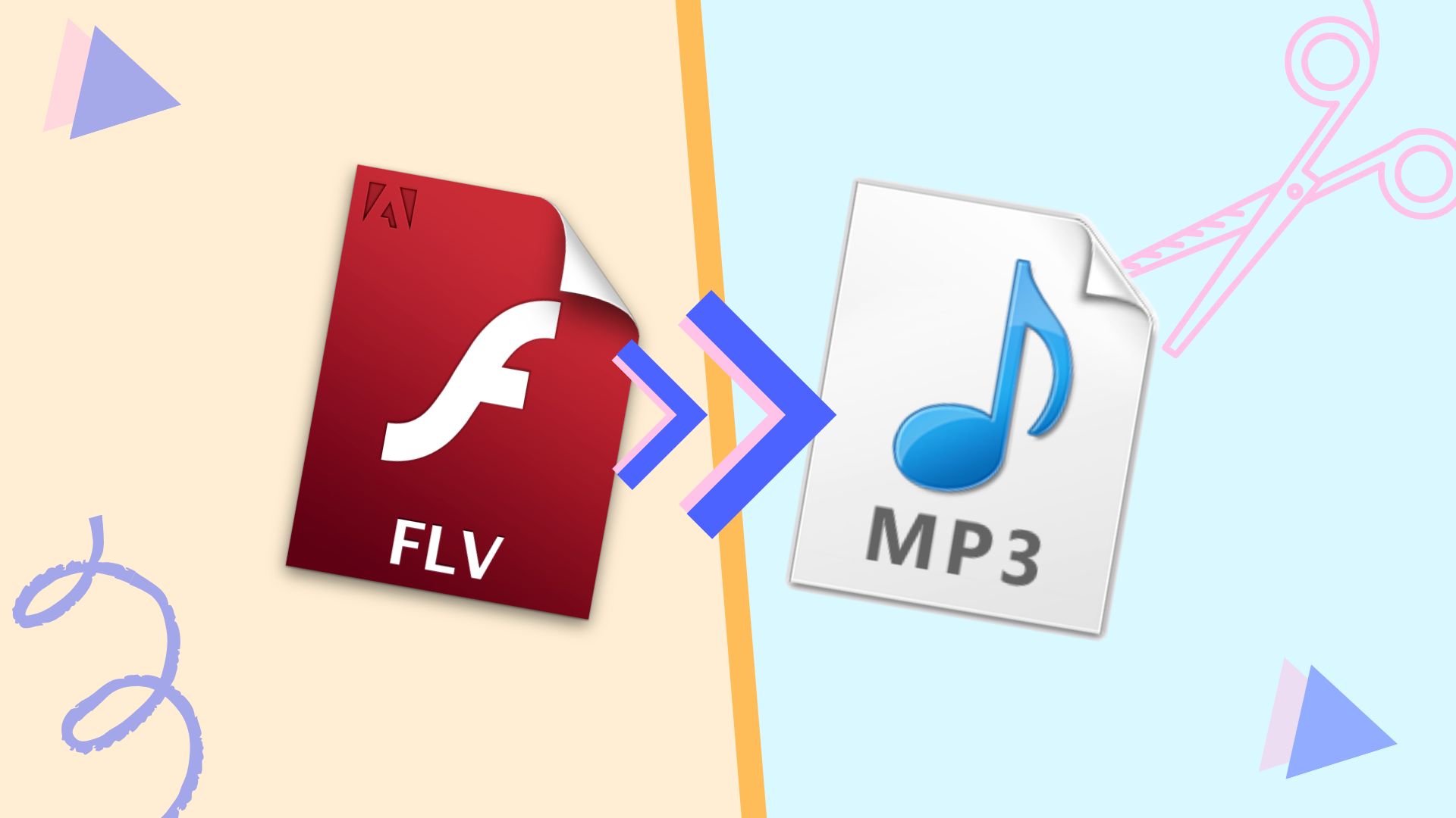 How to Convert FLV Files to MP3 Online