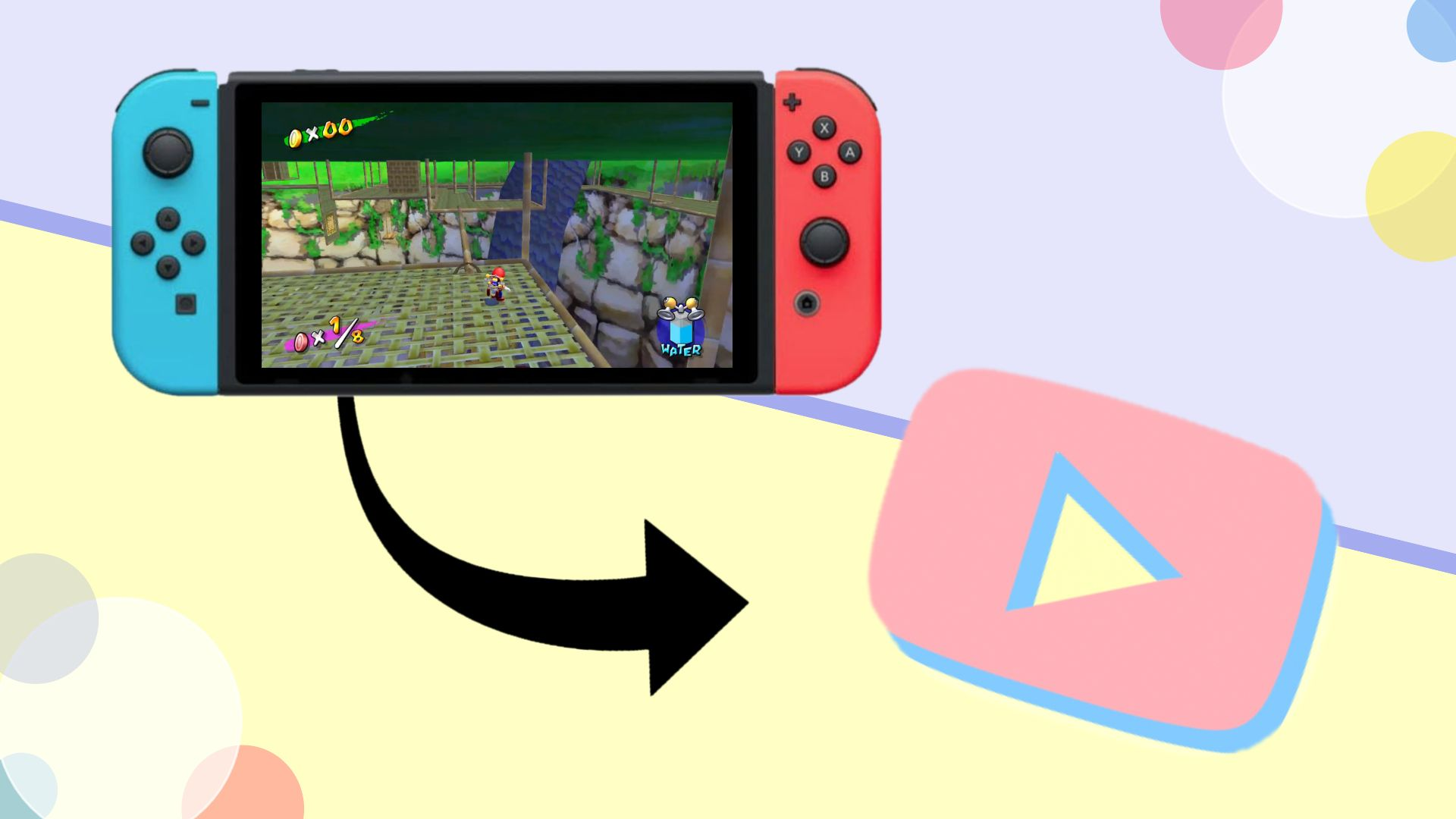 How to Share Nintendo Switch Video Recordings on YouTube (without capture card)