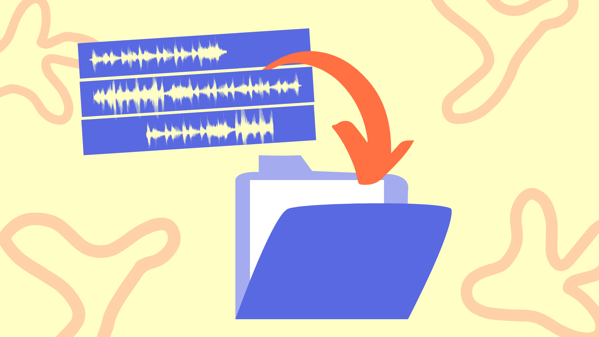 How to Combine Multiple Audio Files Online