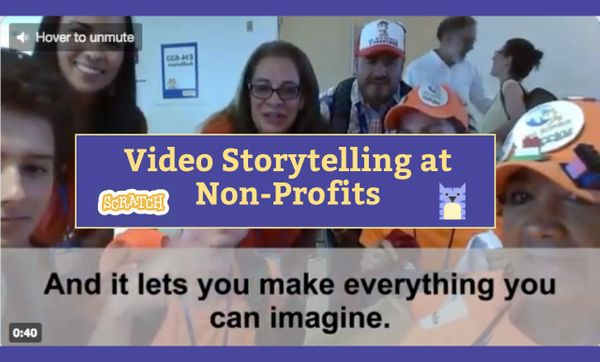 How Non-Profits Use Video: The Scratch Foundation