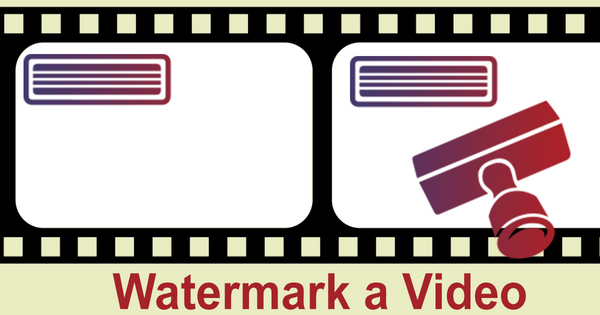 How to Add Your Watermark to a Video Online