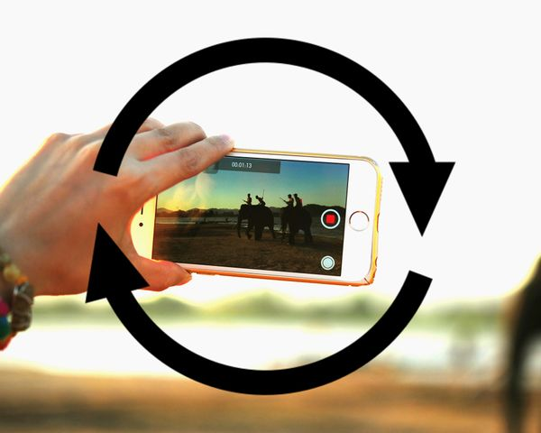 How to Rotate Video on your iPhone