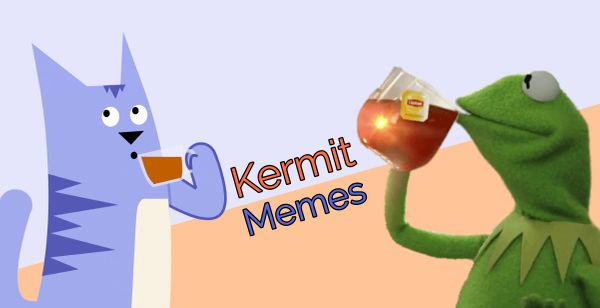 Kermit Memes: Templates, Collection, History