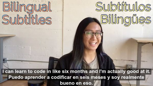 How to Add Bilingual Subtitles to Video