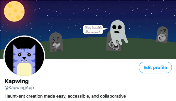 Social MediAAAHHH!!: How to Make Your Profile Spooky for Halloween