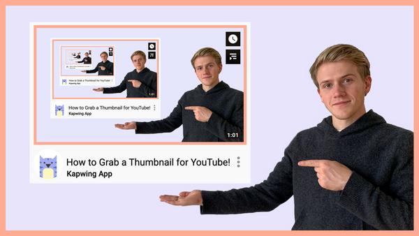 How to Grab a Thumbnail For a YouTube Video