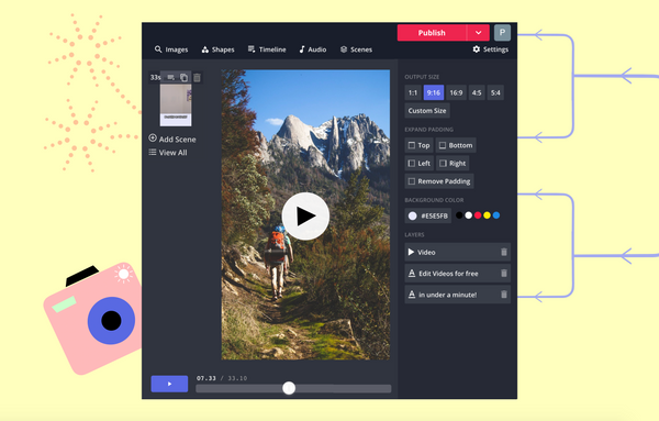 The Best Free Editor for Vertical Video