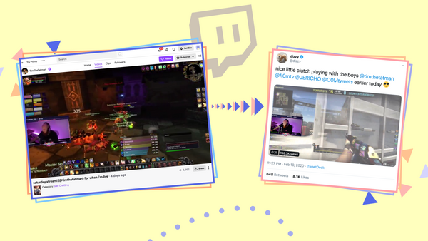 How to Share a Twitch Stream on Social Media