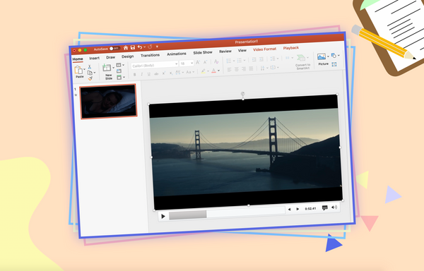 How to Embed Any Video in PowerPoint in 2020