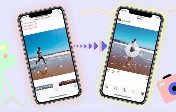 How to Post a Live Photo on Instagram