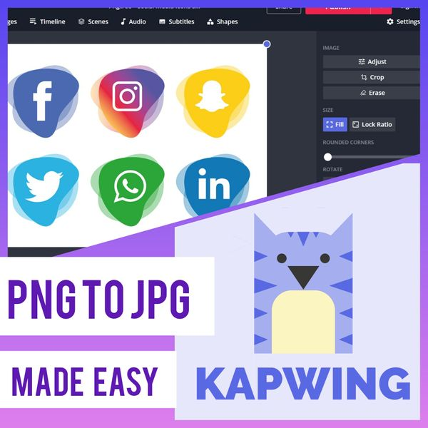 How to Convert PNG Images to JPG Online