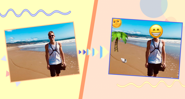 Add Emoji to Photos Online