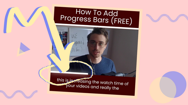 How to Add Progress Bars to Video