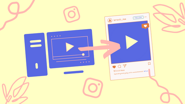 How to Upload Video to Instagram From a PC