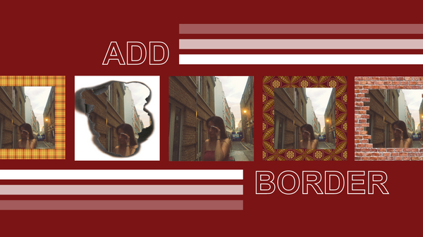 Add Border to Photo