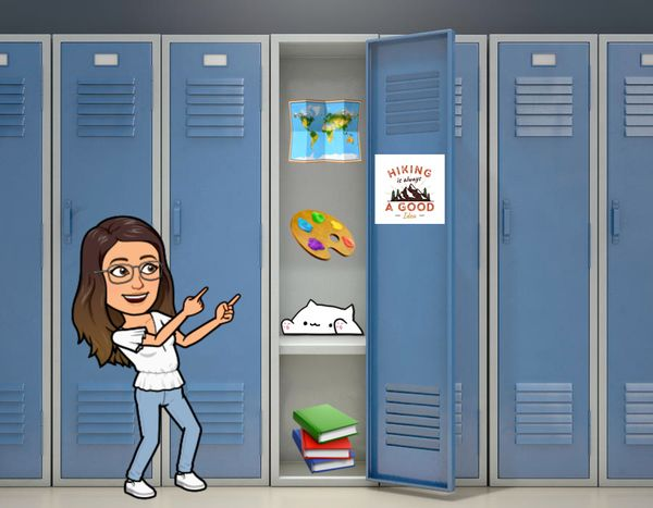 How to Make a Bitmoji Locker for Back to School Season (Template Included)