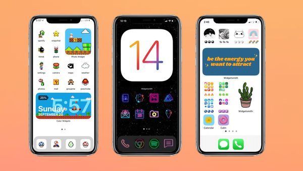 How to Make Custom App Icons and Widgets in iOS14 for iPhone and iPad