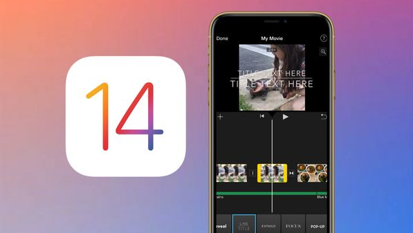 How to Edit Videos with iOS 14 Devices