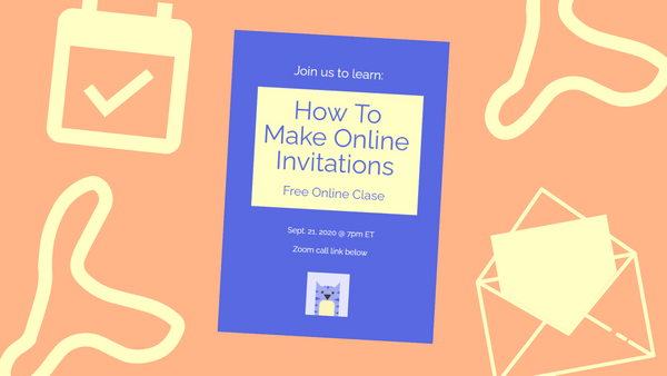 Free Online Invitation Maker with Step-by-Step Guide