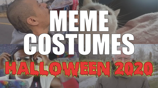 Memes & Screams: 5 Meme Costume Ideas Perfect for Halloween 2020