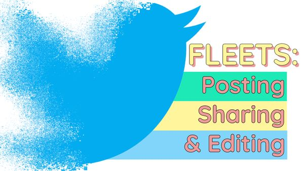 Fleets: Everything You Should Know About Twitter's New Stories and How to Create Them