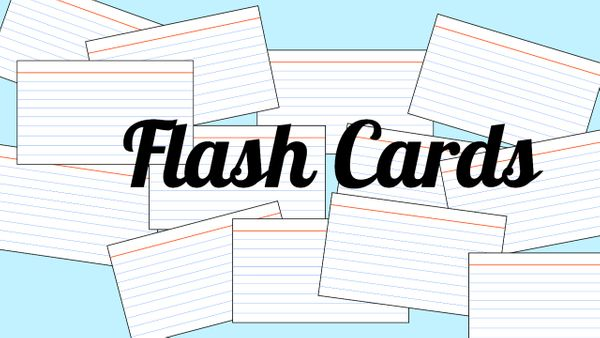 How to Make Vocabulary Flash Cards Online