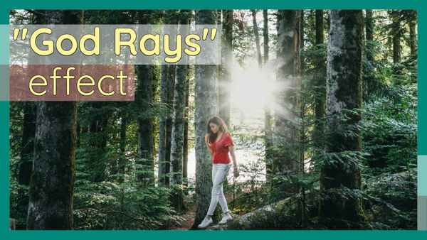 How to Add a God Rays Effect to Photo or Video Online