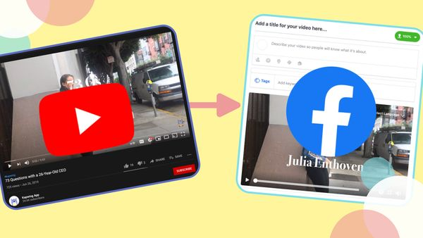 How to Repost a YouTube Video on Facebook
