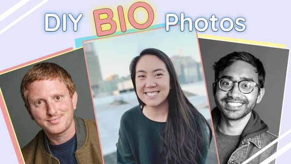 How to Make and Edit a Bio Photo for Any Website
