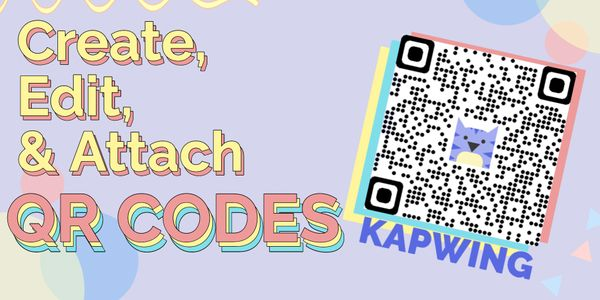 How to Create a QR Code and Add It to Photos and Videos